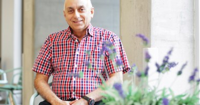 Humans of the Hospital: Maged Nessim