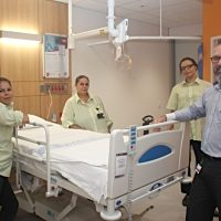 Beaming smiles reflect on opportunity to build sparkling futures at Westmead Hospital
