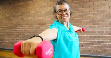 Spreading simple health messages for older Australians