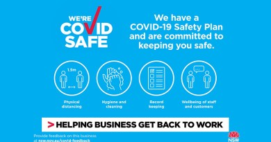 Businesses and community organisations urged to remain COVID safe