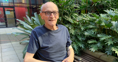 """""""We can have a normal life"""": Willmot man hasn't let haemophilia hinder him"""