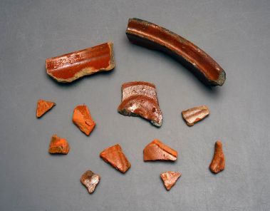 Mid-16th century Spanish artifacts have been discovered at the site of Tristan de Luna's 1559 settlement in Pensacola. (University of West Florida/Special to the Pulse)