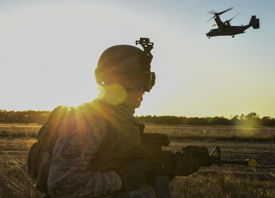 Frigid Archer was a week-long exercise that tested 1st Special Operations Wing Air Commandos' expertise through a myriad of operational and support requirements.