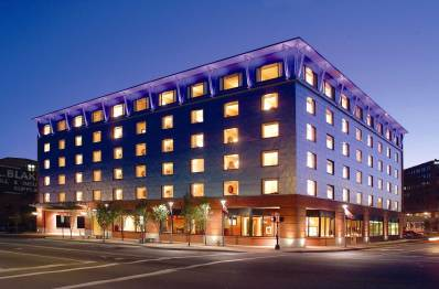 A Hilton Garden Inn hotel in Portland, Maine. (Hilton/Special to The Pulse)