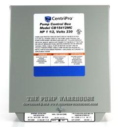 centripro pump control wiring diagram [ 1000 x 1000 Pixel ]