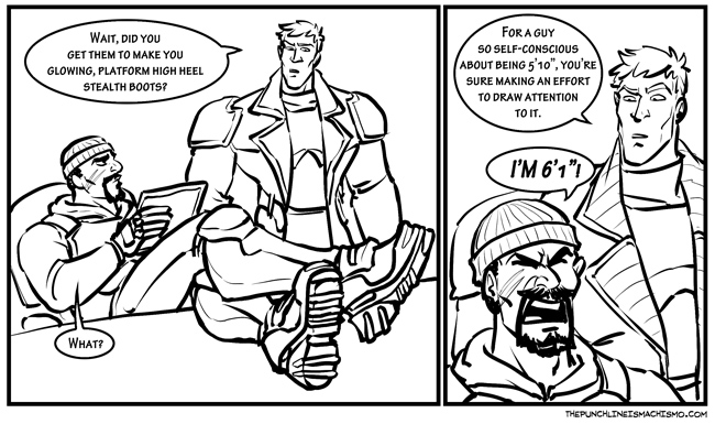 Manly Guys Doing Manly Things » real reason, Overwatch