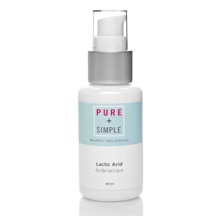 Vegan Lactic Acid 5% by Pure + Simple