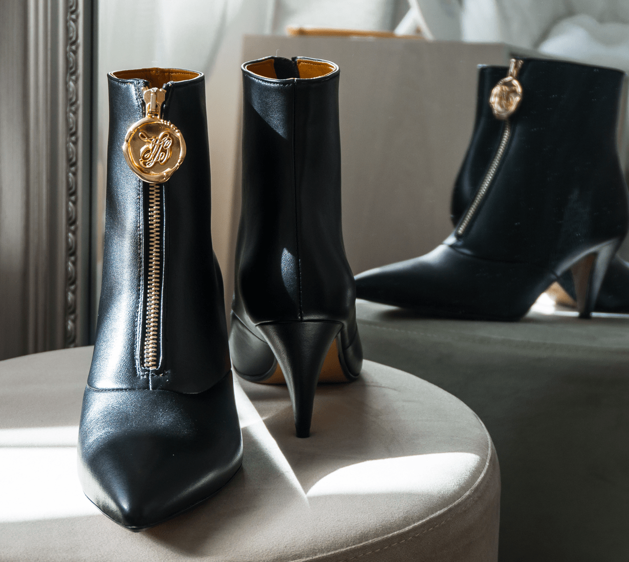 Luxurious, Ethically-made Vegan Boots by Taylor + Thomas