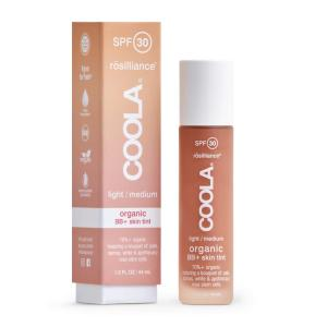 COOLA Rōsilliance BB+ Cream Tinted Organic Sunscreen