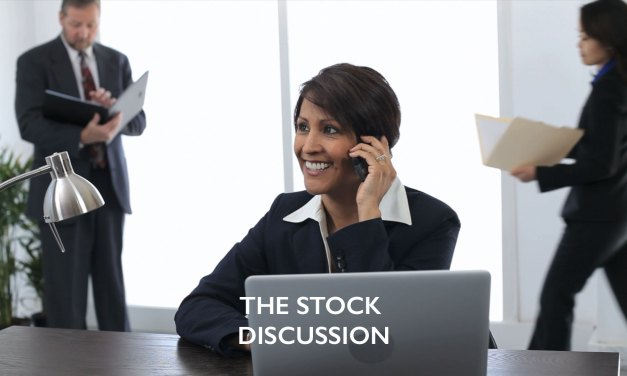 Episode 009 – The stock discussion