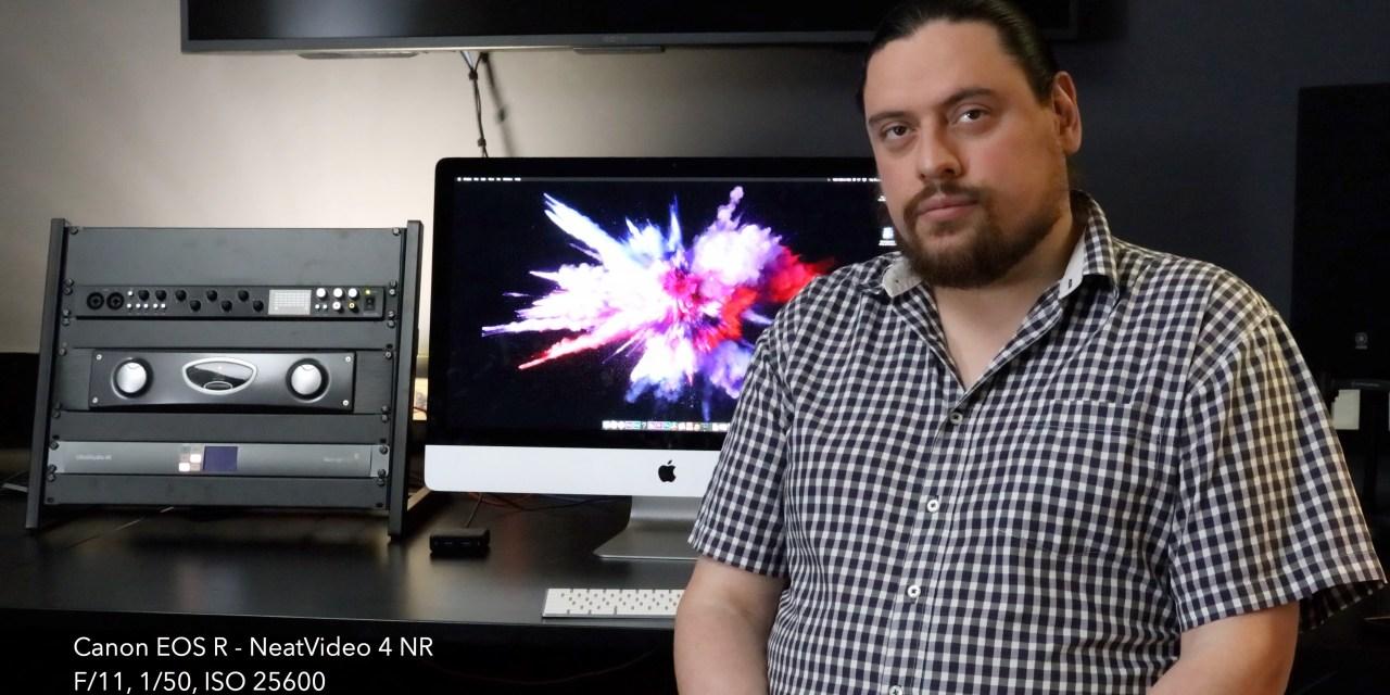 Neat Video 4 Noise Reduction vs FCPX