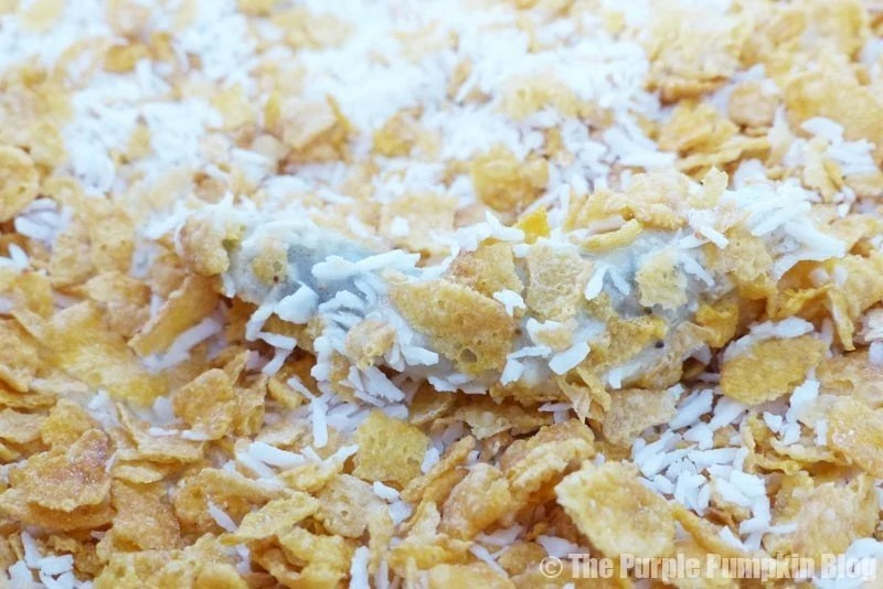 How To Make Cornflake + Coconut Shrimp