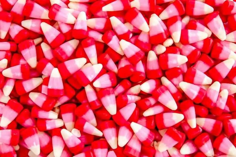 Cupid's Candy Corn