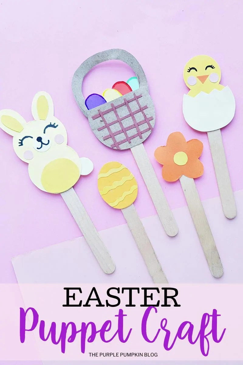Easter Puppet Craft