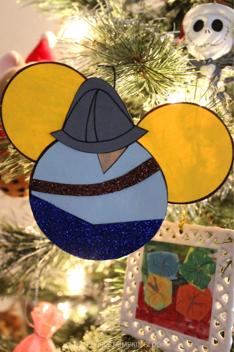 John Smith Christmas Ornament Craft