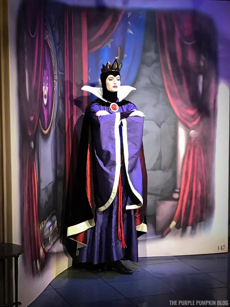 The Evil Queen - Storybook Dining