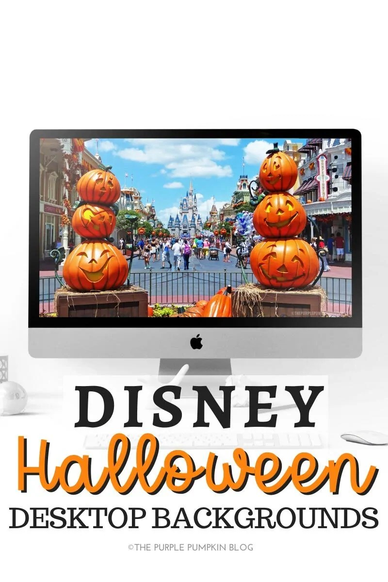 Disney Halloween Desktop Backgrounds