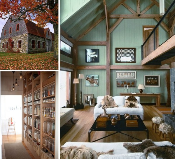 Barn Homes with Open Floor Plans