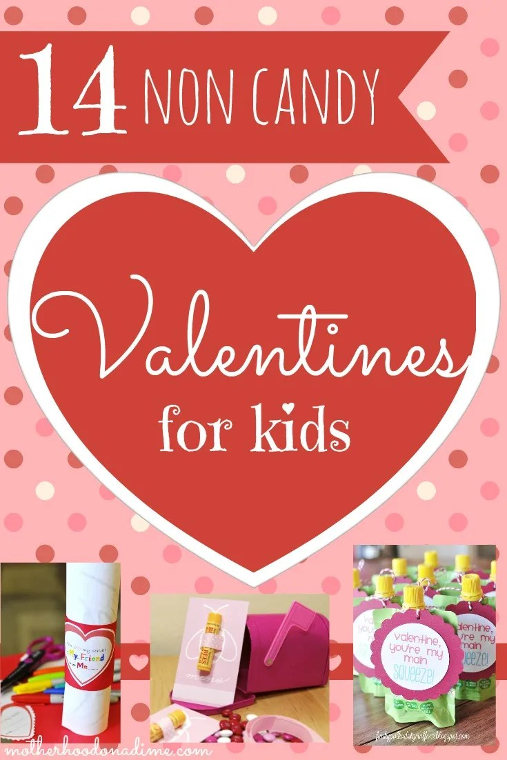 14 Non Candy Valentines For Kids The Purposeful Mom