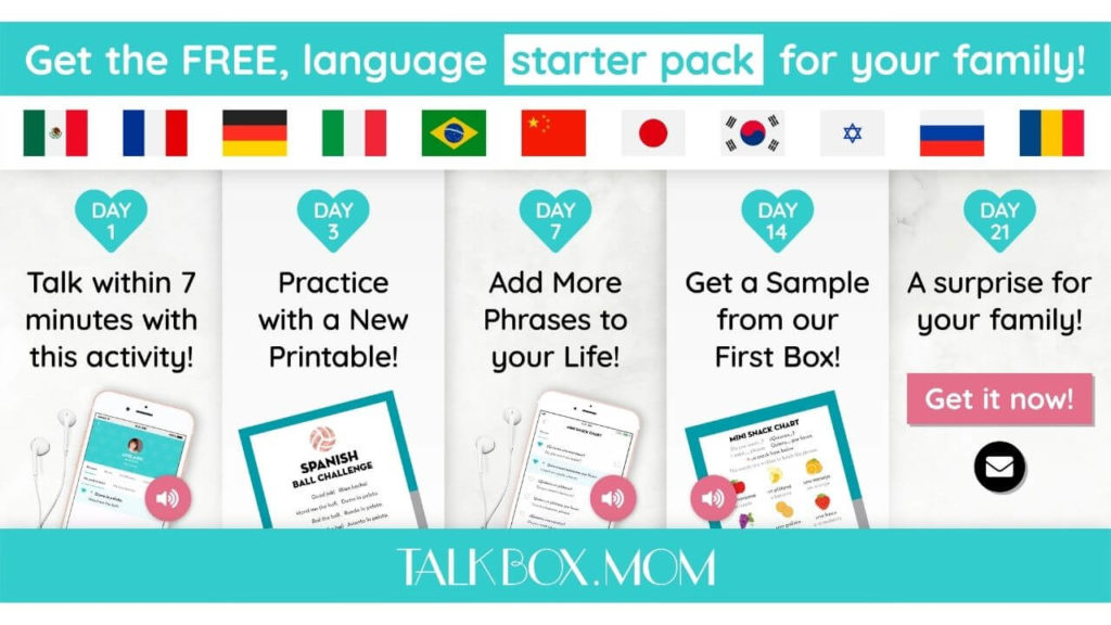 How to Tackle Homeschool Spanish Lessons | The Purposeful Nest