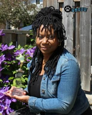 PepperBrooks - Black Canadian Award for BEST BLOGGER