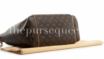 Spot Replica Louis Vuitton Bags  Authentic vs. Replica Monogram Totally  Buying Guide d36703c5d2f13