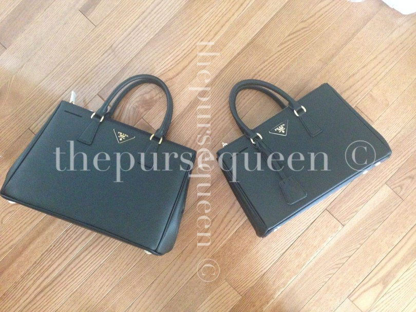 e971d5eac09b Pursevalley Review on Prada Saffiano Tote – Negative Shopping Experiences