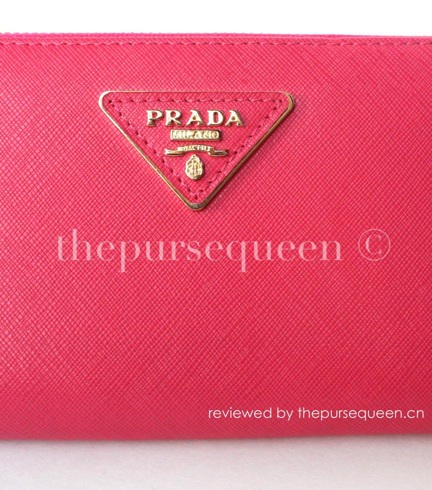 replica superfake authentic prada wallet saffiano 4