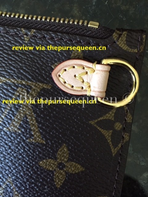 LOUIS VUITTON NEW NEVERFULL AUTHENTIC REPLICA CINCH STRAP