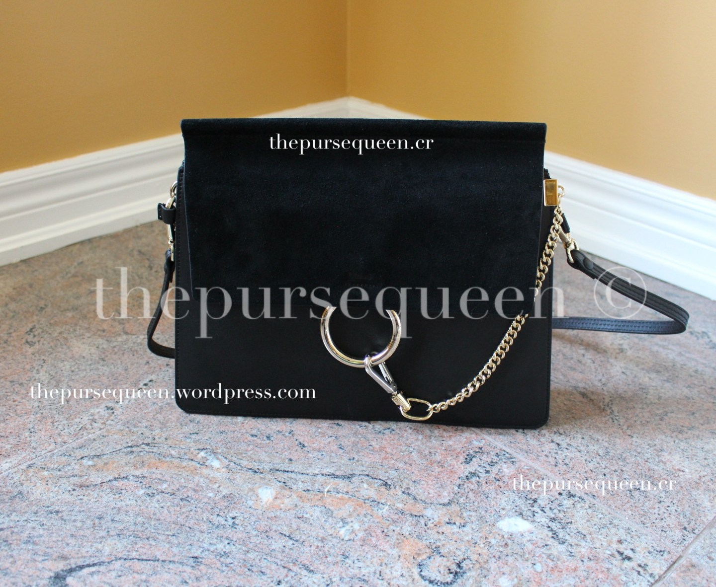 4012fbd7 Chloé Faye Replica Bag Review - The Purse Queen