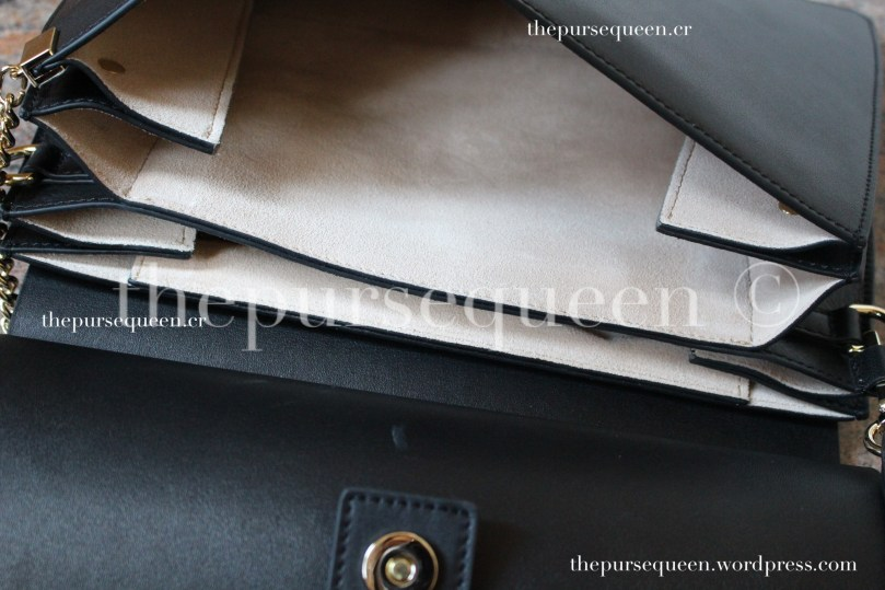 chloe faye bag replica authentic review inside bag