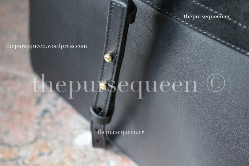 chloe faye bag replica authentic review strap closeup