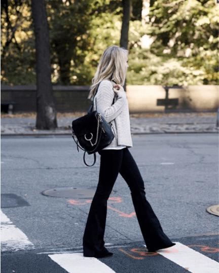 Chloe-Black-Medium-Faye-Backpack-Bag-3