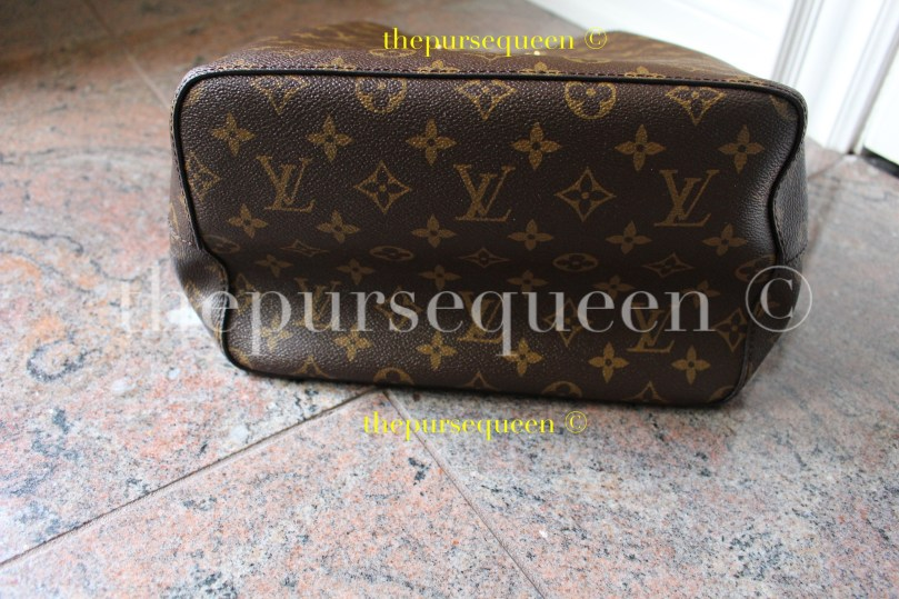 Louis Vuitton Neo Noe M44021 #replicabag #authenticbag bottom of bag