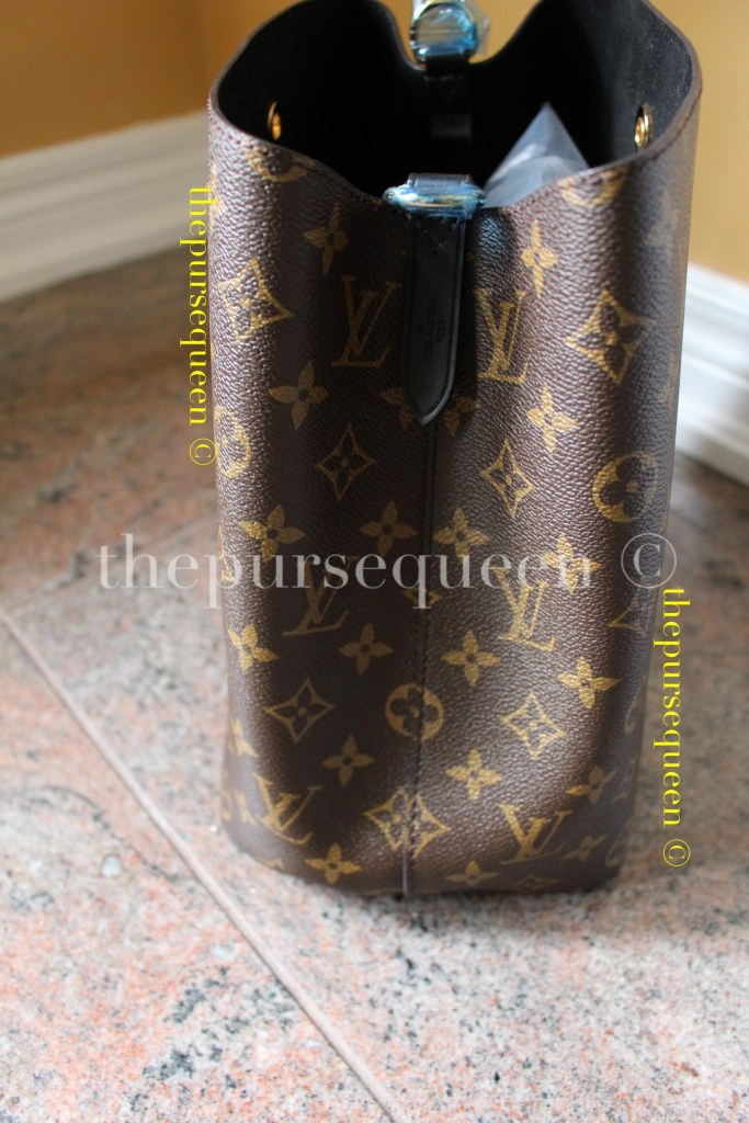 Louis Vuitton Neo Noe M44021 #replicabag #authenticbag side