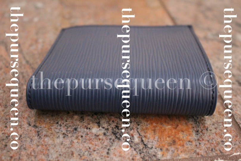Louis Vuitton Smart Epi Leather Replica Wallet Side View