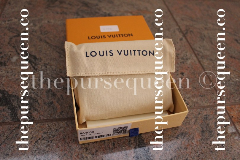 Louis Vuitton Smart Epi Leather Replica Wallet Dust Bag