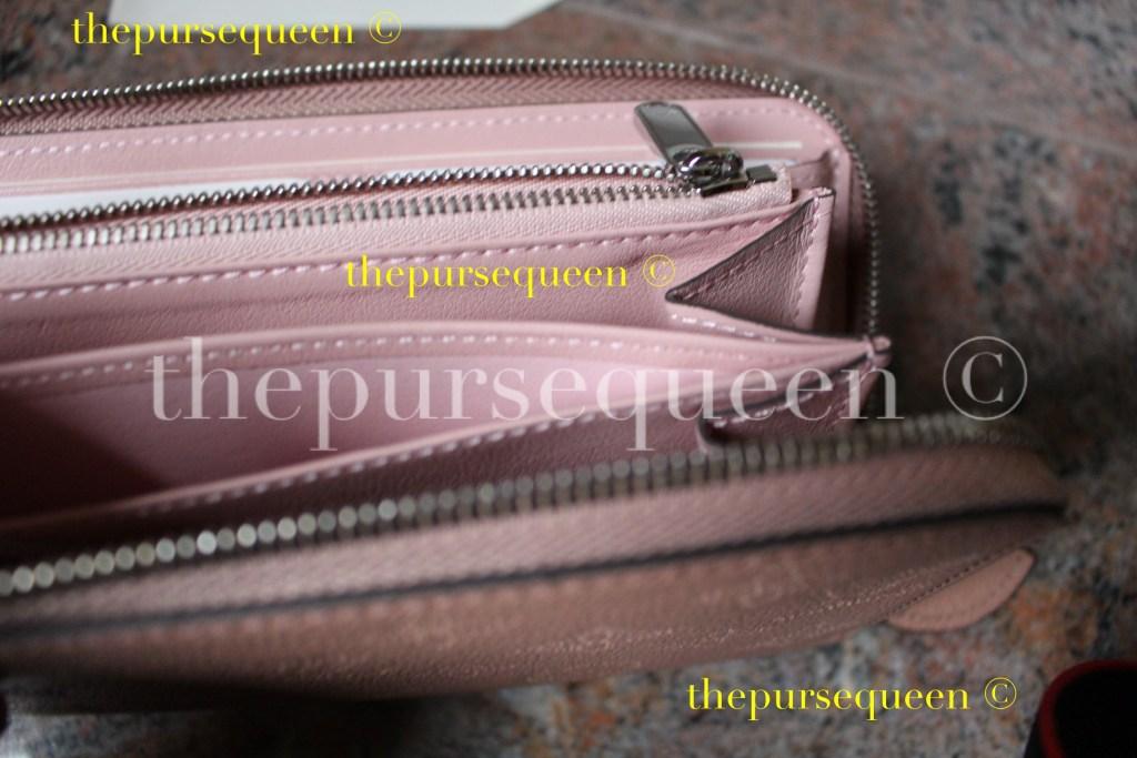 louis vuitton mahina zippy replica wallet