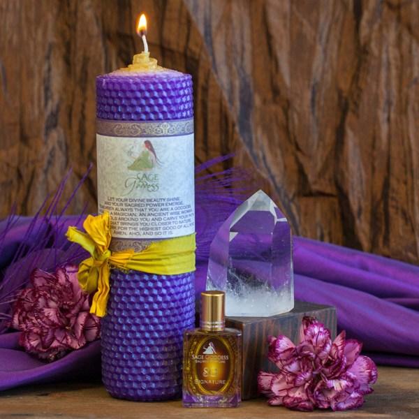 Sage Goddess Perfume - Year of Clean Water