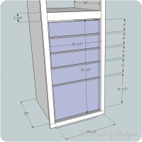 How To Build A Built In Linen Cabinet