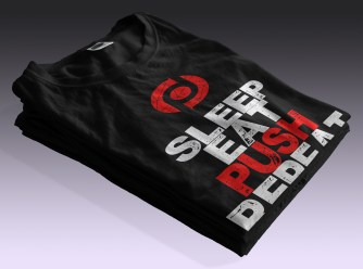 Push T Mock Up