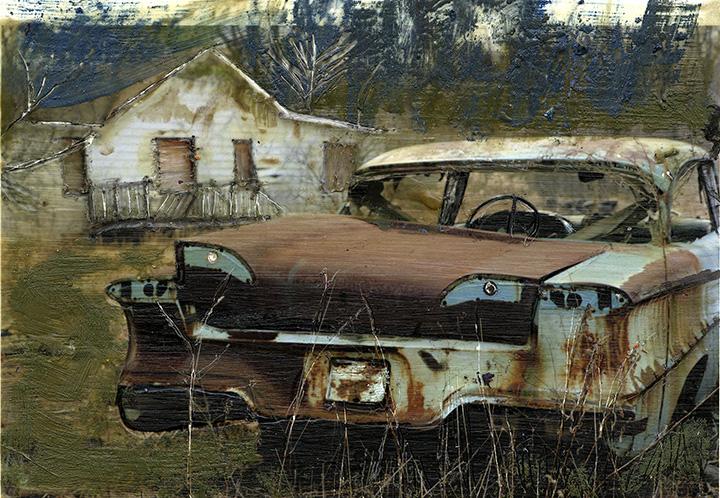 Phantom Car_©Ellen Denuto