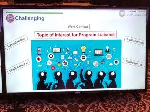 The EEQ CERT Pilot: Recent Conference Presentations