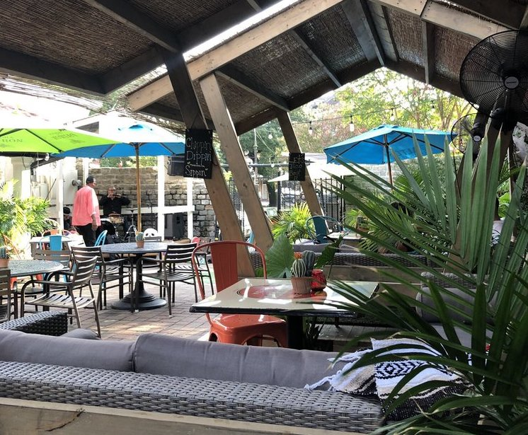 The Yard opens near lower French Quarter; replaces NOLA Cantina