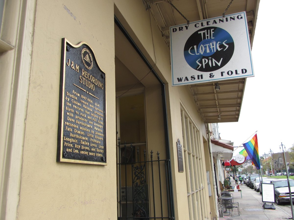 How Little Richard's 'Tutti Frutti' came to be inside this French Quarter music studio