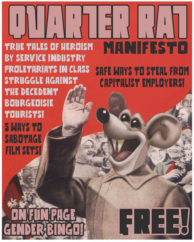 Quarter rat manifesto