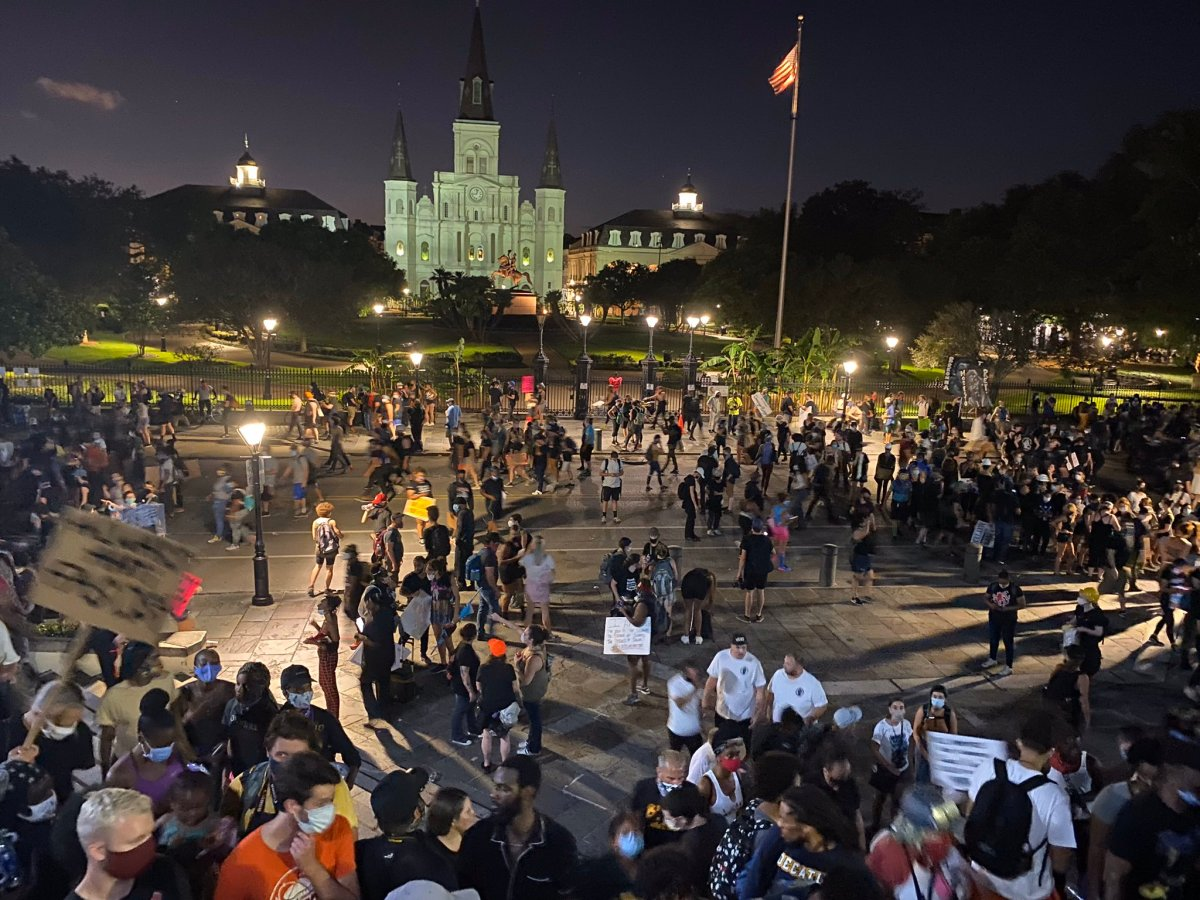 'Illegal' prayer gathering at Jackson Square scheduled for New Year's Eve, NOPD says