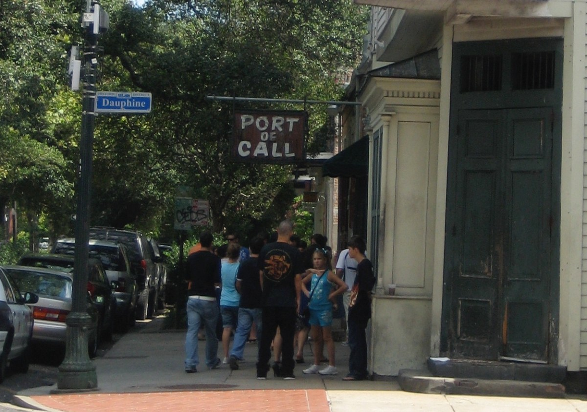 Port of Call briefly opens, abruptly closes; promises to reopen