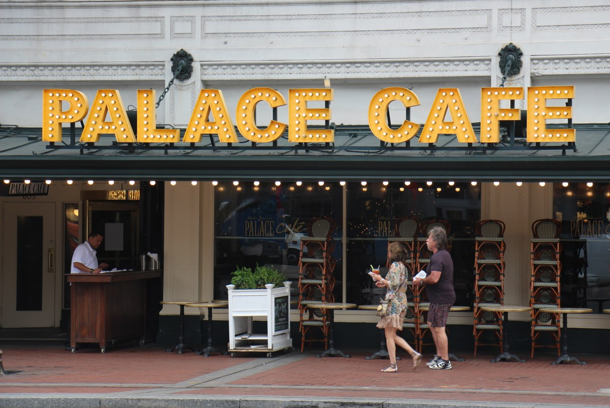 Palace Cafe on Canal Street holding job fair July 22