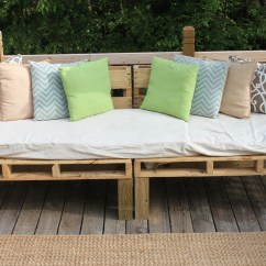 Diy Sofa From Pallets Lazy Boy Collins Colors The Pallet Amber Tysl